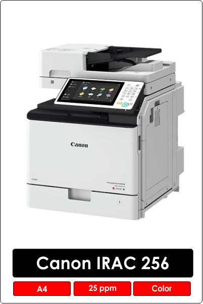 Canon IRAC 256